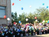 В День знаний в Астрахани открыли автоплощадку для школьников