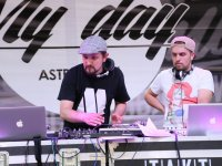 Астрахань отметила День молодежи фестивалем уличной культуры