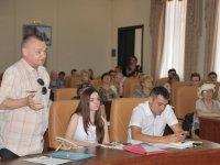Вопросы управления жилым фондом обсудили в городской администрации