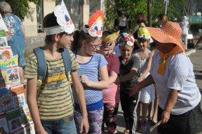 Астраханцы отмечают День защиты детей