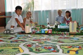 Больше двух тысяч дополнительных мест в детских садах введено в 2014 году