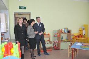 На Казачьем после ремонта открыт детский сад