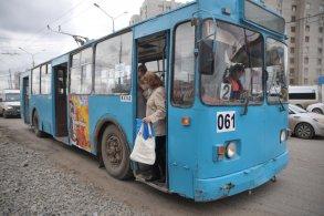 Автобусно-троллейбусное предприятие работает в штатном режиме