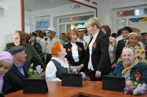 В школе №28 открыли волонтерский пункт для ветеранов