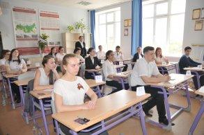 В школах Астрахани состоялось тренировочное тестирование