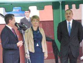 В Астрахани в рамках IV Каспийского саммита открыли детский сад «Дружба»