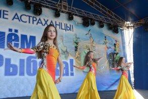 В День рыбака астраханцев ждёт большой концерт