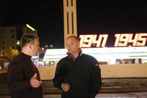 Качество дорожных работ – на личном контроле Олега Полумордвинова