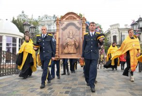 Накануне Дня города в Астрахани состоялся крестный ход