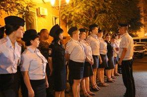 Совместные патрули на страже правопорядка