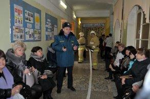 В Астрахани впервые прошли специальные  учения по пожарной безопасности