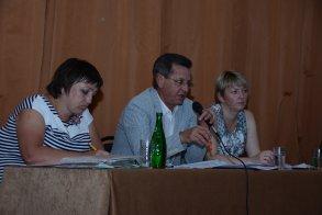 Главы области и города встретились с жителями Ленинского района