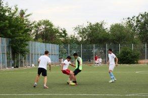 В Астрахани прошел турнир по мини-футболу на кубок «Дружбы народов»