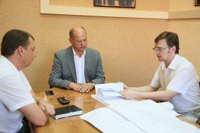 В администрации города обсудили концепцию организации парковочного пространства
