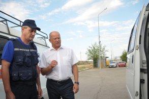 Коммунальные службы Астрахани получили новую спецтехнику