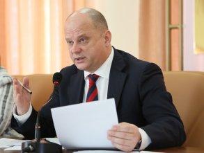 Олег Полумордвинов провел первое в новой должности аппаратное совещание
