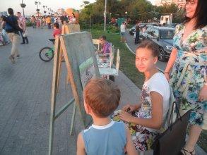 «Волжская палитра» - для горожан и гостей Астрахани