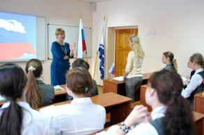 Ирина Егорова: «Закон превыше всего! Это мое жизненное кредо»