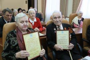 Состоялось заседание президиума городского совета ветеранов