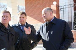 Олег Полумордвинов: «Приводим город в порядок после зимы»